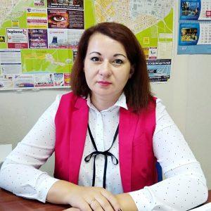 Ольга Юдаева