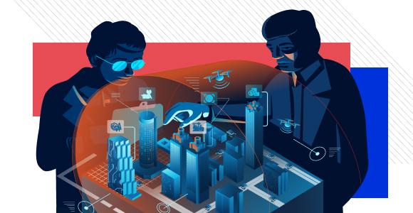 Открытая база знаний мировых практик Smart City