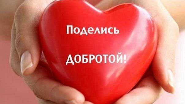 """АКЦИЯ """"ЩЕДРОСТЬ ДУШИ"""""""