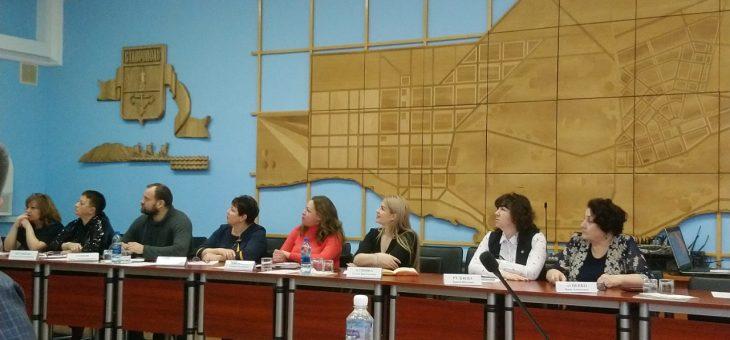 Заседание совета территориального общественного самоуправления