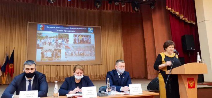 24 февраля в сельском поселении Хворостянка состоялся практический семинар-тренинг для председателей ТОС Самарской области.