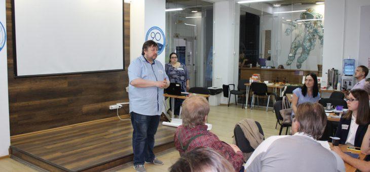 Лаборатория развития Ресурсных центров Самарской области